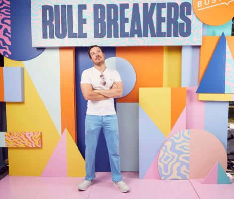 BROOKLYN, NEW YORK - SEPTEMBER 21: BDG Founder and CEO, Bryan Goldberg poses for portrait at Bustle's 2019 Rule Breakers Festival at LeFrak Center at Lakeside on September 21, 2019 in Brooklyn, New York. (Photo by Emily Assiran/Getty Images for Bustle)
